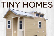 Tiny house plans / by Joyce Jordan