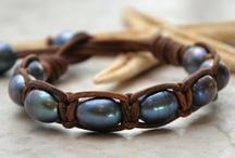 bracelets / by Jennifer Harp-Douris