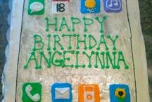 A&T birthday cake ideas / by Wendi Hutchinson
