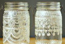 JAMMIN' JARS... / by Kendra Richardson