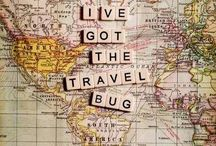 Travel / Inspiration / by Carin Brink