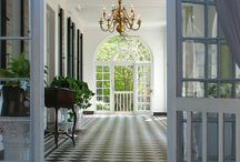 Sunrooms, Porches and Patios / by The Pink Pagoda