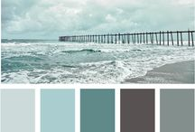 Color Palettes / by Kathleen Kennedy Gerardi