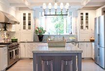 Kitchen Ideas / by Susie Schneider-Abood