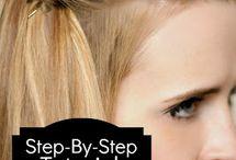 Hair Tips and Styles / by BreAnn Keath