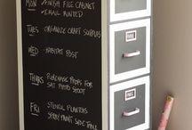 >>>Craft room<<< / by JenniferMarie