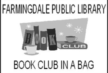 Book Club Picks--Farmingdale Library / by Farmingdale Library