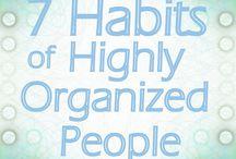 Organization! / by Debbie Vogler