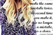 quotes i like / by Erin Gibson
