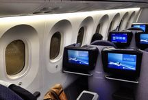 Luxury flying United Airlines / by Maricella Jiron