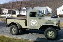 military vehicles / by Matt Gore