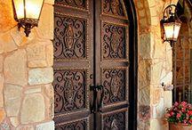 *Doors... / by Sandra Smith