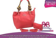 Handbags / Handbags for girls, clutches and wallets for men. / by Style Pk