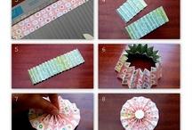 Paper Flowers / by Lisa Defonte Arp