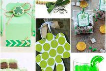 St. Patricks Day stuff / by Tiffany Melius