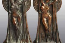 ART DECO, ART NOUVEAU, ARTS & CRAFTS OBJECTS / by Ronni Rittenhouse
