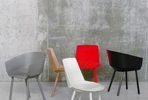 Chairs / by Ryutaro Kishi