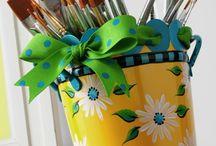 Cute Classroom Ideas / by April Nesmith