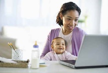 Flexible Working / Fab tips from home working mums across the web / by Work Your Way