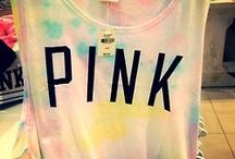 Love Pink;) / by Meghan Trontvet