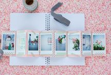 DIY Traditional Scrapbooking / traditional scrapbooking supplies, tutorials, ideas, gift tags,  / by Ania Kozlowska-Archer