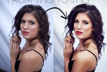 Photog tips & tricks / by Lillian Alzheimer Taylor