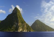 St. Lucia / The true beauty of the island of St. Lucia / by Ladera Resort
