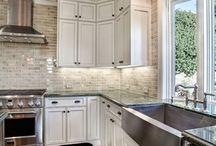 Kitchen remodel / by Sarah Wynn