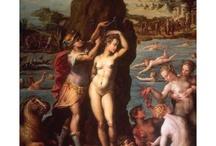 Myth, Legend and Religion  / by Libby Carlson