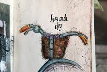 Art Journal / by Marie Johansson