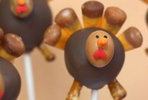 Thanksgiving / Thanksgiving: It's All about the food and gratitude and a bit of decorating. / by Lillian Connelly