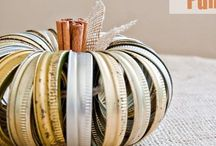 Fall crafts / by Kristie Young