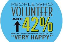 Inspire - volunteer / Volunteering is good for you!  Why not donate some of your spare time to the BSA? / by BSA Volunteers