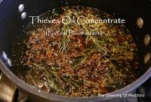 Essential Oils Essentials / by Rita Balistreri