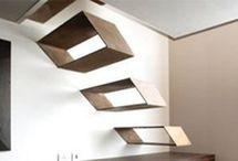 stairs / by Kari Anne Marstein