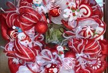 Wreath ideas / by Michelle Duke, Wreaths by Michelle