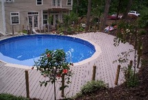 Pool and Deck Ideas / by Jayme Young