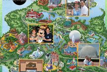 Disney Scrapbook / by Jennifer Yutrzenka