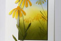 Floral cards / by Josie