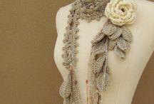 Knitting / Crocheting / Sewing / by Pamela