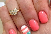 nails / by Mandi Hammond