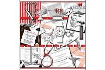 Helloooooo Nurse! / Nursing fashion, humor and comic relief. Stat.  / by Shanna Castle