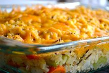 Casseroles / by Chrissy