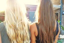 Hair & Makeup  / by MeganKudlik
