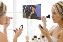 ART -DECO technology / mirror tv, display glass, crystal speaker / by ART-DECO X.ΧΑΤΖΗΧΡΗΣΤΟΣ