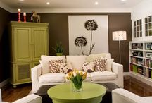 living rooms / by Pat DeHart