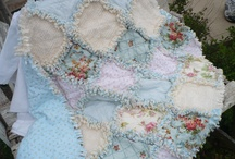 Baby Quilts / A collection of my handmade baby quilts, sold in my etsy shop SunflowerRagWorks / by Jerri Jarvis
