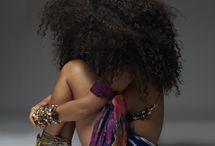 Natural Hair Inspiration / Natural Hair / by Marion Appiah