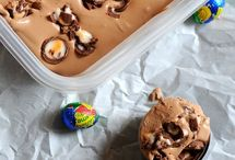 Cadbury Creme Eggs. / by Elle Redel