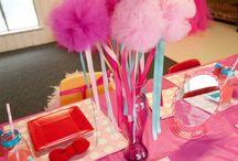 Alana's Spa Birthday / by Stephanie Newton Todd